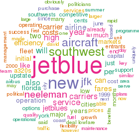 Aviation Strategy - JetBlue: justifying the hype