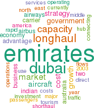 Aviation Strategy - Emirates: the long-haul, low cost carrier